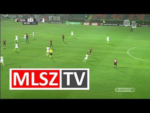 Budapest Honvéd - Ferencvárosi TC | 1-3 | (1-1) | OTP Bank Liga | 9. forduló | MLSZTV_Magyarország, Budapest. Heti legjobbak