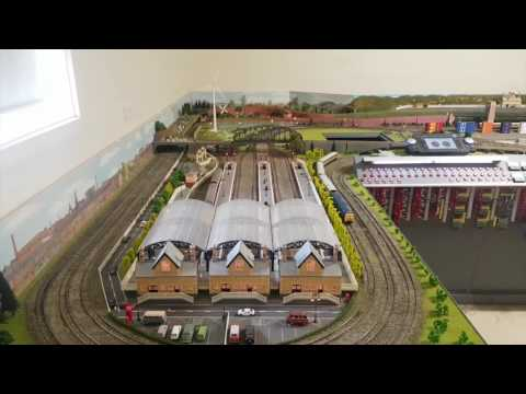 Remove Your Concerns And Choose Hornby HO Scale Model Station Building Right Away
