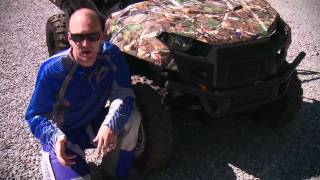 4. 2013 Polaris Ranger 800 Test Ride