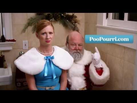 Even Santa Poops