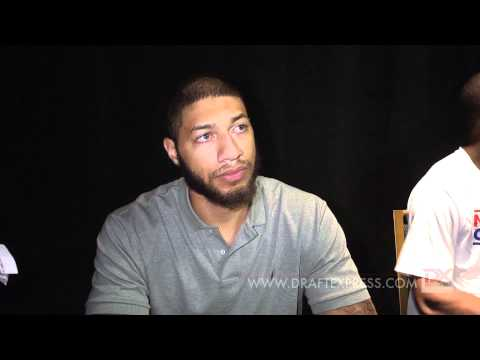 Royce White Draft Combine Interview