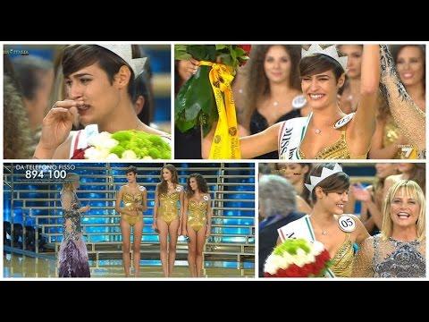 miss italia 2015 è alice sabatini