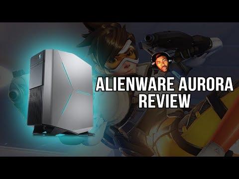 ALIENWARE AURORA R6 PC REVIEW