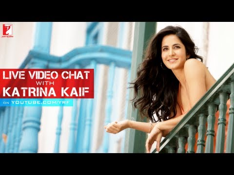 LIVE Video Chat with Katrina Kaif - Ek Tha Tiger LIVE Video Chat with Katrina Kaif - Ek Tha Tiger