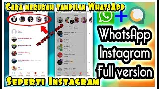 Video WhatsApp seperti tampilan Instagram versi terbaru MP3, 3GP, MP4, WEBM, AVI, FLV Januari 2019