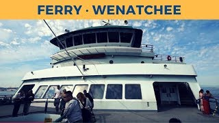 Bainbridge Island (WA) United States  city photos : Passage ferry WENATCHEE, Seattle - Bainbridge Island (Washington State Ferries)