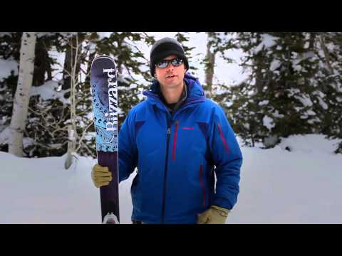 2014 Blizzard Black Pearl Ski Overview