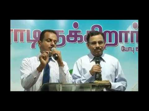 Tamil Christian Testimony – Rev. Babu K. Mathew – 21 4 15