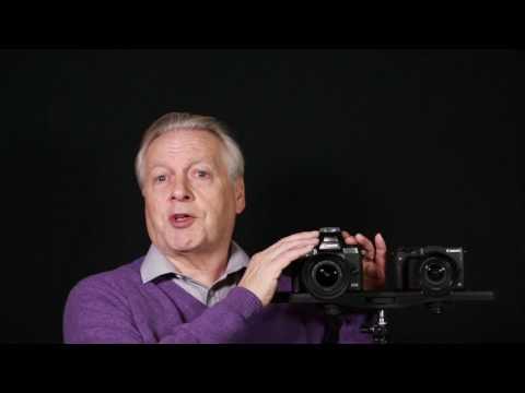 Canon EOS M5 v Canon EOS M3 & video blogging adaptor