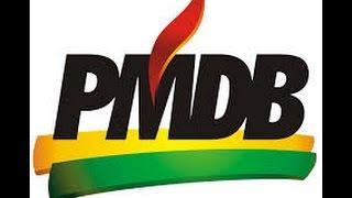 Vereador Marcinho do Tica foi eleito o novo presidente do PMDB de Dores de Campos