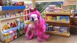 PONYLER MARKETTE  Ponylerin Maceraları 7.Bölüm  Türkçe My Little Pony İzle