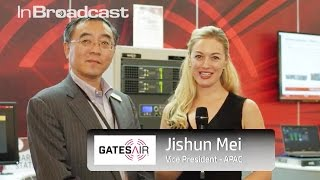 InBroadcast Insight At BroadcastAsia2016 - GatesAir