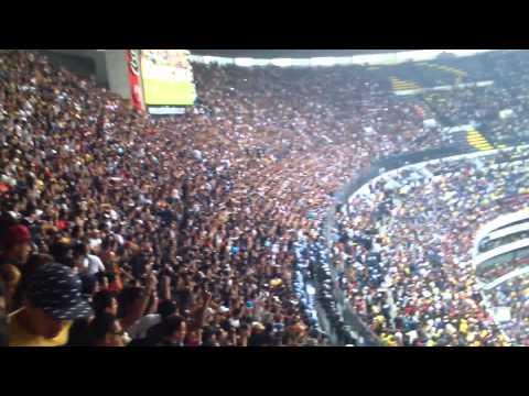 La REBEL..cuartos de final en el azteca - La Rebel - Pumas