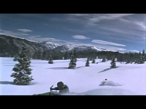 Snow Kayaking by Warren Miller