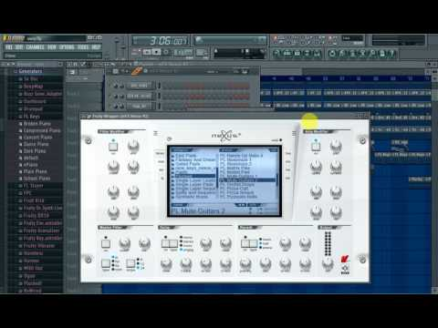 P Square AWAY FL Studio Remake