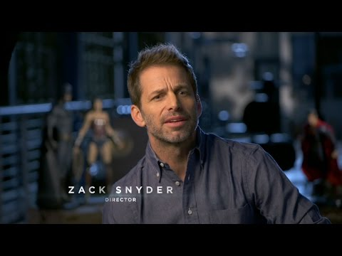 Batman v Superman: Dawn of Justice (Featurette 'Behind the Frame')