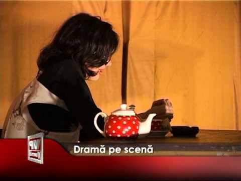 Drama de pe scenă…