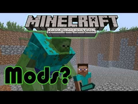 how to make monsters in minecraft xbox 360