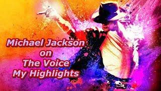 Video Michael Jackson on The Voice - My Highlights MP3, 3GP, MP4, WEBM, AVI, FLV November 2018