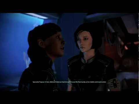 Mass effect 3 hook up with traynor