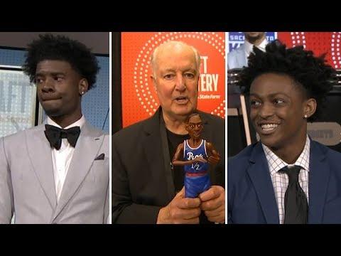 2018 NBA Draft Lottery / May 15, 2018