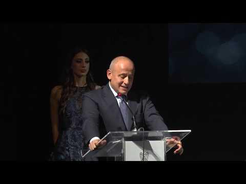 Premio Guidarello 2018 - i saluti di apertura del presidente Paolo Maggioli