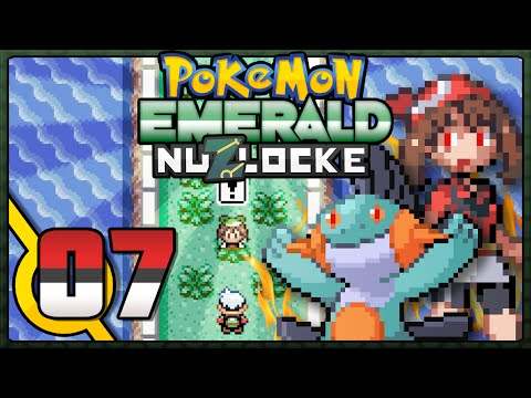 bridge - Be sure to leave a LIKE if you enjoy the video! Pokémon Emerald Nuzlocke Challenge Episode 7! Subscribe for more! http://bit.ly/SubscribeMO Follow my Twitter! https://twitter.com/MunchingOrange...