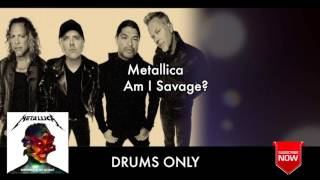 """Get the isolated Drum track for Metallica """"Am I Savage?"""" FREE here: http://www.silentundergroundstudio.com/bt-metallica This..."""