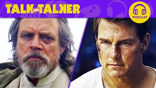 "• Talk & Talker Podcast - Episode #02 •In the second episode of their new podcast project, Jon and Adam discuss Seinfeld leaving Crackle; Shia LaBeof's ""He Will Not Divide Us"" movement, and the title reveal for ""Star Wars"" Episode 8, ""The Last Jedi"". Later, they swap stories of their favorite play-areas as kids, and discuss why ""Jack Reacher: Never Go Back"" might be Tom Cruise's worst movie yet. Finally, they wrap up the show with a quick game of 'movie alphabet'.LISTEN to the pilot episode! -- https://youtu.be/tPGjUGSF7kQWATCH more Jogwheel content -- http://bit.ly/JogwheelSUBSCRIBE to Adam's channel - https://www.youtube.com/user/moviefeuds/about~~ Talk & Talker (Podcast) ~~Join YouTube personalities Jonathan Paula and Adam Olinger for an unscripted conversation about pop-culture. The weekly 45-minute conversation covers everything from current events, to video game critiques, film trivia, nineties nostalgia, and more!Born in February 1986, Jonathan Paula is a professional YouTuber and creator of the hit web series, ""Is It A Good Idea To Microwave This?"". In April 2006 he founded Jogwheel Productions, a new media production company that specializes in web video. Jon graduated from Emerson College in 2008 with a degree in Television Production / Radio Broadcasting. He currently lives in Rockingham, NH with his wife Rebecca.~~ Jogwheel Shows ~~Movie Night ----------------------- http://bit.ly/JogJPMN The Microwave Show ---------- http://bit.ly/JogTMSJogwheel Originals ------------- http://bit.ly/JogOriginalsRoller Coaster Commotion -- http://bit.ly/JogRCCLive Time --------------------------- http://bit.ly/JogLiveDon't Eat The Spam ----------- http://bit.ly/JogSpamWeird Part Of YouTube ------- http://bit.ly/JogWeird3 Steps To Success ----------- http://bit.ly/Jog3Steps~~ Jon's Other Channels ~~Jon's World (2nd Channel) -- http://bit.ly/JonWorldMovie Night Archive ----------- http://bit.ly/JPMNYTThe Microwave Show --------- http://bit.ly/TMSArchiveuStream Live Shows ---------- http://bit.ly/JogLive~~ Social Media & Merch ~~Twitter --------------------- http://bit.ly/JonTWFacebook ---------------- http://bit.ly/JonFBFanInstagram ---------------- http://bit.ly/JonInstaPatreon ------------------- http://bit.ly/JonPatreonLetterboxd --------------- http://bit.ly/JonLetterboxdT-Shirts ------------------- http://bit.ly/JogStore~~ Technical ~~Created by ------ Jonathan PaulaMicrophone ----- Sennheiser ME 66Software --------- Adobe Premiere Pro CC 2015.2 + AudacityComputer ------- http://bit.ly/JonPaulaPC• Jogwheel Productions © 2017 •~"