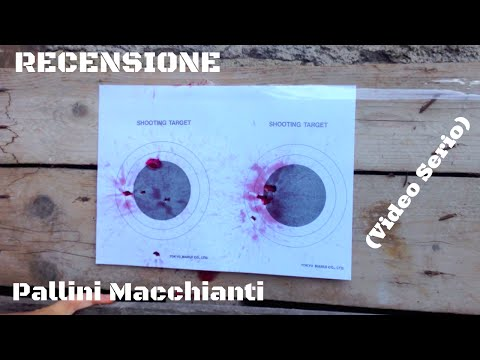 Recensione: Pallini Macchianti Softair - ITA