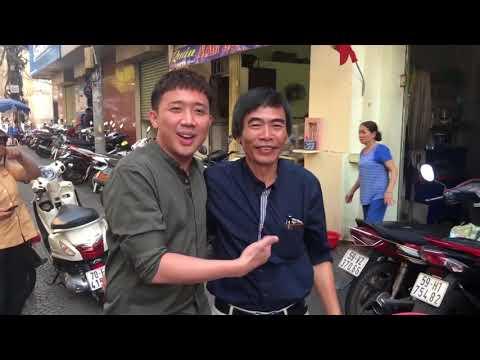 Trấn Thành, Hariwon tình cờ bắt gặp Tiến Sĩ Lê Thẩm Dương giữa phố và cái kết bất ngờ... - Thời lượng: 2:45.