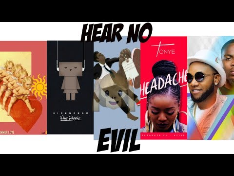 Hear No Evil Ep 4:(Tonye's Headache, Kcee's 'We Go Party, Kid Konnect, Remy Baggins and Paybac)