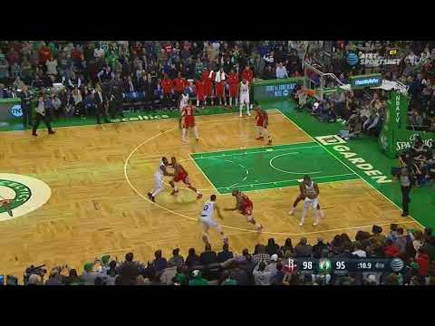 NBA admits refs missed 5 traveling calls by Celtics in final minute against Rockets