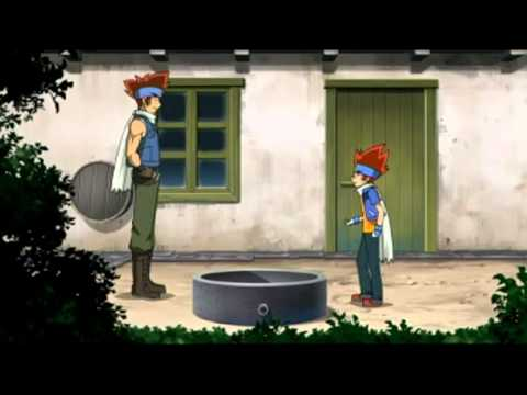 BEYBLADE METAL FUSION EP.14 GREEK