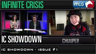 IC Showdown - Issue #1