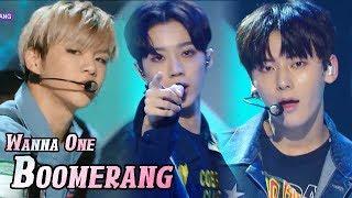 Download Lagu [HOT] WANNA ONE - BOOMERANG, 워너원 - 부메랑 Show Music core 20180407 Mp3