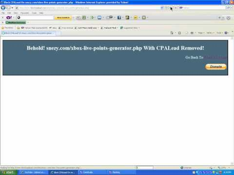 Download snezy.com is a lie plus website that blocks cpalead surveys HD Mp4 3GP Video and MP3