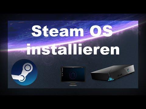 Steam OS installieren  [HD] [German]