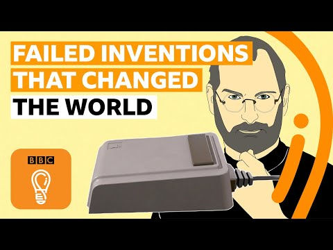 These Failed Inventions Went On To Transform Our World