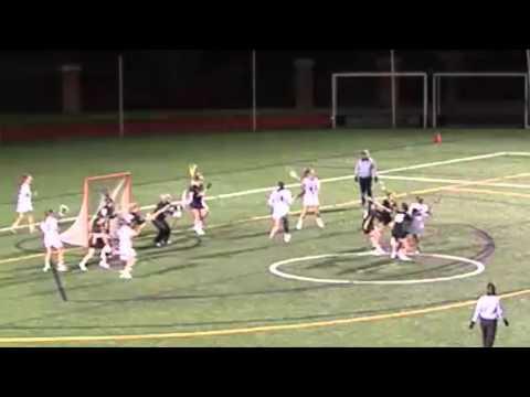 Shorewomen Lacrosse: Carley Kendall Highlight Goal v. Ursinus