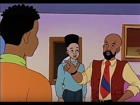 """Kid 'n Play Cartoon: """"Rapped Around His Little Finger"""" (Episode 6 Part 2)"""