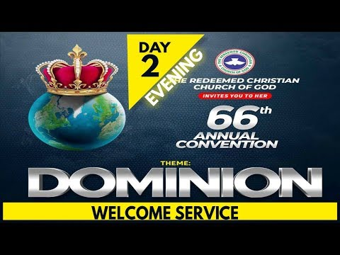 RCCG 2018 HOLY GHOST CONVENTION_#Day2- Evening