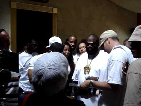 Nell, Rick Ross, & Avery Storm-Behind The Scenes Here I Am Video Shoot