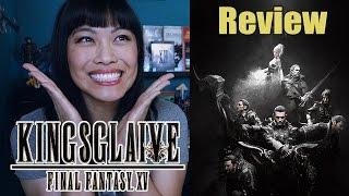 Kingsglaive: Final Fantasy XV | Movie Review