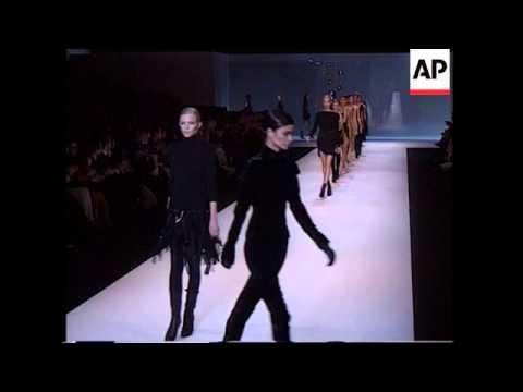 Veteran designer still playing a vital role in catwalk creations