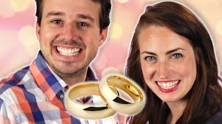 BFFs Get Married For A Week • Chris & Brittany