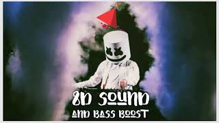 [3Д ЗВУК В НАУШНИКАХ] Marshmello - Stars (Original Mix) (8D MUSIC) 8Д музыка 3d song surround sound