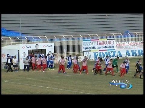 Akragas avanti in Coppa Italia contro il Due Torri
