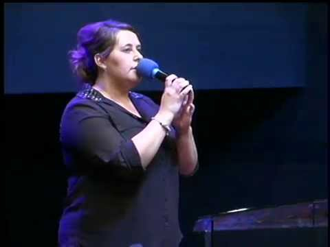 Worship and praise Apostolic Music – Ashley singing –