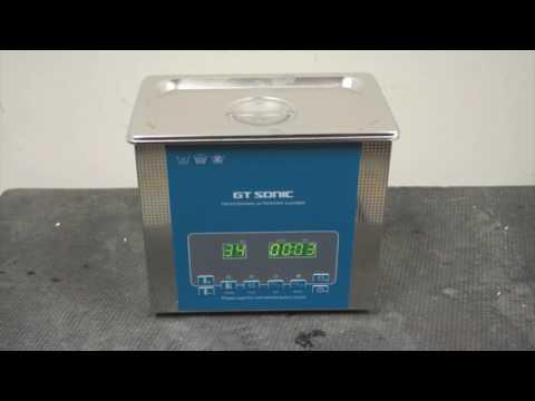 Ultrazvučni čistač, 1.3l, 100W VGT-1730QTS